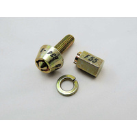 Factor 55 Winch Lock Bolt and Key Assembly 3/8-16